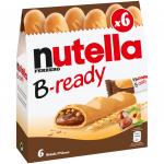 Gratis Nutella B-ready t.w.v. €2,59 bij Nutella
