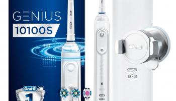 WINACTIE Week 19: Oral-B Genius 10100S Elektrische Tandenborstel