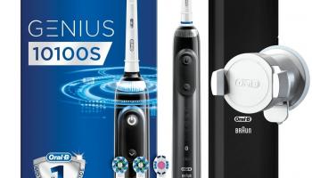 60% Korting Oral-B Genius 10 10100S Tandenborstel bij iBOOD