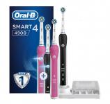 65% Korting 2 Oral-B Smart 4900 Tandenborstels bij iBOOD
