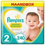 50% korting op 17 Pampers luiers en babydoekjes bij Bol.com