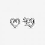 Gratis Heart Swirl Oorbellen t.w.v €49 bij PANDORA