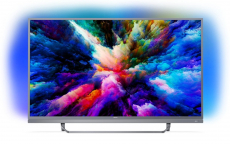 50% Korting Philips 49 inch 4K Ultra HD LED TV met Ambilight bij iBOOD
