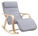 60% Korting Verstelbare Luxe Relaxstoel voor €159,99 bij Koopjedeal