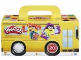 50% korting Play-Doh speelklei Super Color Pack 20 potjes voor €9,99 bij Amazon.de