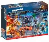 52% Korting PLAYMOBIL Adventskalender Novelmore Ridderduel 70187 voor €14,45 bij Amazon.de