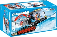 56% Korting PLAYMOBIL Sneeuwruimer 9500 voor €14,77 bij Amazon.de