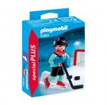86% Korting PLAYMOBIL Special Plus IJshockeyspeler 5383 voor €1 bij Blokker