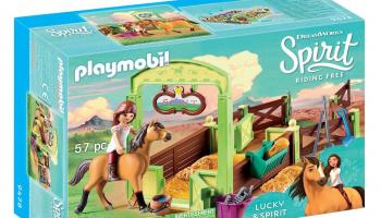 50% Korting Playmobil 9478 Spirit en Lucky voor €15 bij Amazon.nl