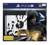 WINACTIE Week 52: PS4 Pro 1TB Death Stranding Bundel