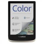 22% Korting Pocketbook Color Moon E-Reader + Gratis Cover bij iBOOD