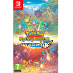 38% Korting Pokémon Mystery Dungeon Rescue Team DX Switch voor €39,99 bij Bol.com