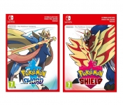 23% Korting Pokémon Sword en Shield Digitale Versie voor €45,99 bij Eneba
