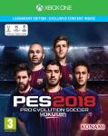 88% Korting PES 2018 Legendary Edition Xbox One voor €8 bij Bol