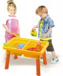 70% Korting Zand en water tafel incl 10 accessoires voor €9,99 bij Bol.com