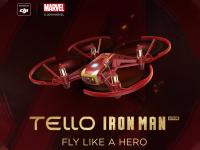 43% Korting Ryze Tello by DJI Drone Iron Man Editie bij iBOOD