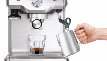 32% Korting Sage Duo-Temp Pro Espressomachine bij iBOOD