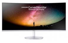 34% korting op Samsung 34″ Ultra Wide WQHD Monitor bij iBOOD