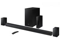 €80 Korting Samsung 4.1 Soundbar & Draadloze Subwoofer HW-R470 voor €219,95 bij iBOOD