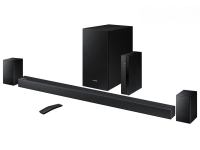 €80 Korting Samsung 4.1 Soundbar & Draadloze Subwoofer HW-R470 iBOOD