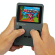 Silvergear Mini Retro Arcade Spelcomputer met 240 Spellen – Grijs