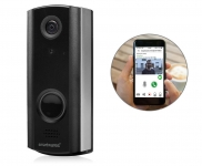 47% Korting Smartwares Wifi video deurbel DIC-23216 voor €79,52 bij Blokker