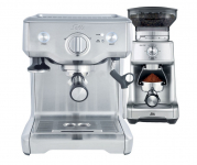 34% Korting Solis Barista Perfect Pro 118 + Caffissima 1611 Espressomachineset bij iBOOD