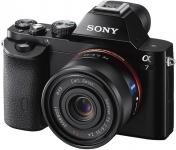 WINACTIE Week 29: Sony A7 Systeemcamera met Lens