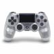 Sony PlayStation 4 PS4 Wireless Dualshock 4 Controller V2 – Doorzichtig Wit (Crystal White)