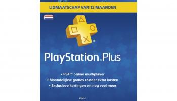 27% Kortingscode PlayStation Plus 12 Maanden voor €43,64 bij Startselect