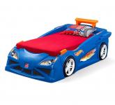 47% Korting Step2 Raceauto Kinderbed bij iBOOD