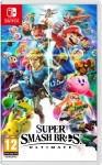 27% Korting Super Smash Bros. Ultimate Switch voor €43,99 bij Amazon.de