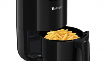 69% Korting Tefal Airfryer Easy Fry Compact heteluchtfriteuse voor €39,95 bij Actievandedag