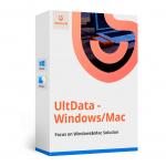 Gratis UltData Mac Windows Data Recovery t.w.v $59,95 bij Tenorshare
