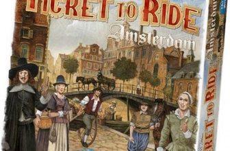 WINACTIE Week 49: Ticket to Ride Amsterdam