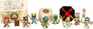 Treasure X Legend of Treasure Set 3-Pack Verzamelfiguur in 3 Schatkisten met Gegarandeerd Goud