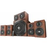 45% korting Trust Vigor 5.1 surround speaker systeem voor €55 bij Wehkamp