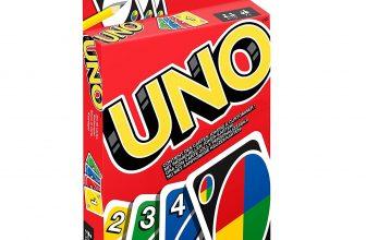 21% Korting UNO Kaartspel voor €7,89 bij Bol