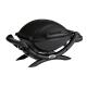 Weber Q1000 Gasbarbecue – Zwart