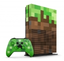 WINACTIE Week 21: Xbox One S 1TB Console Minecraft Bundel Limited Edition