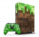 WINACTIE Week 21: Xbox One S 1TB Console Minecraft Bundel Limited Edition