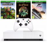 44% Korting Xbox One S All-Digital 1TB met 3 Top Games voor €129 bij BCC