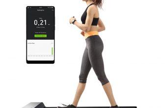 €100 Korting Xiaomi WalkingPad Inklapbare loopband voor 499,95 bij Actievandedag