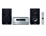 32% Korting Yamaha DAB+ Hifi Set MCR-N470D met MusicCast bij iBOOD