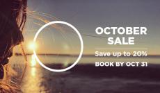 Tot 20% Korting naar Europa, Midden-oosten en Afrika met October Sale bij Radison Hotels