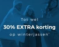 Tot 30% Extra Korting op Winterjassen bij ABOUT YOU