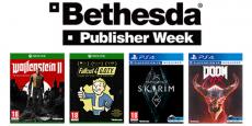 Tot 50% Korting Bethesda Publisher Week bij Game Mania