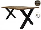 Tot 50% Korting Vince Design Eettafel Siberia voor vanaf €399,95 bij iBOOD