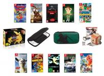 Tot 57% Korting Switch Games en accessoires bij iBOOD