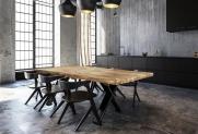 Tot 57% Korting Woodcraft Indonesisch Hout Eettafel voor vanaf €219,99 bij Vouchervandaag